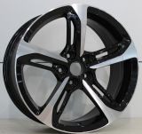 All Carsのための白いFace Car Alloy Aluminum Wheel
