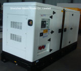 генератор резервной силы 250kVA 200kw UK тепловозный звукоизоляционный