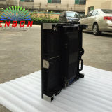 P4.81mm ao ar livre morrem o painel de indicador Rental do diodo emissor de luz do molde (500X500mm)