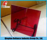 Pintado vidrio de cristal/reflexivo del vidrio/modelo/Ecthed ácido de cristal con Ce de la ISO