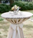 結婚式のための結婚式の装飾表ナプキンポリエステルファブリック