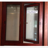 최신 디자인 알루미늄 여닫이 창 Windows