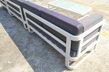 Sofà esterno del rattan della nuova di disegno ultima dei prodotti del raggruppamento del giardino mobilia Heart-Shaped del patio