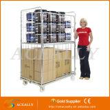 Carrello 2016 di servizio del contenitore del carrello della Tabella del fornitore