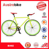 La bici fissa di vendita calda dell'attrezzo della rotella 700c della lega del magnesio con il singolo attrezzo di velocità da vendere da vendere tassa liberamente con Ce