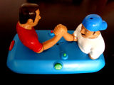 Aufblasbares Spielzeug-Arm-Wringen-elektronisches Spielwaren-Förderung-Progeschenk