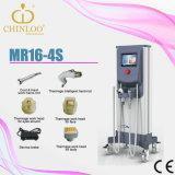 Levantamento térmico de Skinl do tratamento do RF do equipamento por atacado do salão de beleza da beleza (MR16-4S/CE)
