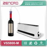 Sigillatore di vuoto della bottiglia di vino di imballaggio per alimenti del sigillatore del sacco