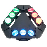 Triangle RGBW LED Moving Head Spider Beam Light