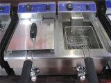 Bradende Machine om Voedsel (grt-E20V) Te braden