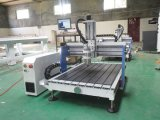 Máquina Desktop do router do CNC de Ck6090 China para a madeira de cobre de alumínio