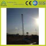 Im Freien Höhen-Lautsprecher-Standplatz-Zapfen-Binder der Leistungs-6m