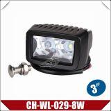 """3 """" 8W CREE LED Arbeits-Licht mit 4W/LED (CH-WL-029-8W)"""