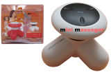 Massager elettrico del corpo intero di mini misura pazzesca portatile