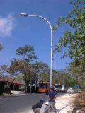 Hohe Solar-LED Straßenlaterne der Helligkeits-35W mit Sonnenkollektor
