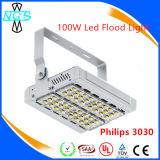 Projecteur extérieur de l'éclairage Fixture100W LED d'ETL Dlc LED