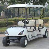 O Ce aprovou o carro de golfe Dg-C6 de 6 passageiros com serviço do OEM