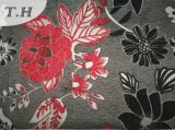 2016 telas bonitas super do jacquard do Chenille têm uma cor do contraste