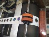 Aufkleber-stempelschneidene Maschine und Sheeter und heißes Stempeln