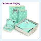 Caisse d'emballage de papier rigide promotionnelle de cadeau