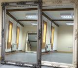 Qualidade superior de vidro do espelho de prata desobstruído original de China
