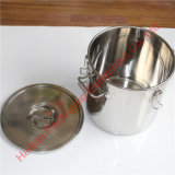 Stainless hermétique Steel Soup Barrel pour Hotel Using