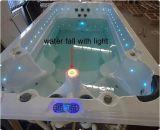 Zwembad van het Zwembad van de glasvezel het Mini Openlucht