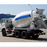 10m3中国のConcrete Mixer Truck、Advance Concrete Truck