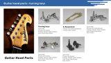 Kundenspezifische Präzision CNC-maschinell bearbeitengitarre zerteilt Hersteller