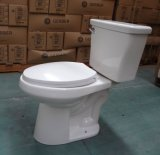 Bowl Two Piece Toilet 늘어나고는 Tall