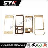 Escudos e tampa plásticos da modelação por injeção para o telefone móvel