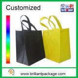 Promozionale riciclare il sacchetto non tessuto della maniglia del Tote del sacchetto di acquisto