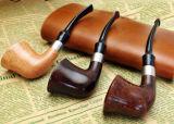 Neue beste hölzerne Ebenholz-Tabak-Pfeife-Rohre