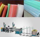 PVC 플라스틱 흡입 호스 생산 라인