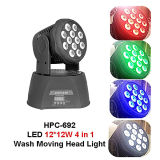 LED Hot Sale 12PCS Moving Head Wash Light