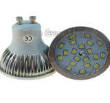 LED Spot Light GU10 met 2835SMD LED, 5W, 550± 20lm (GU10AA1-25S2835)