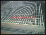 Grata galvanizzata marina materiale d'acciaio della barra d'acciaio del fornitore stridente professionista ISO9001