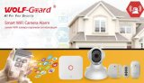Sistema de alarme Home esperto de Zigbee com o sensor do contato da porta de Zigbee