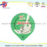 Beste Preis-Saft-Cup-Aluminiumfolie-Robben hergestellt in China