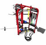 商業体操の使用Synrgy360のグループ装置