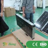 Pannello solare 160W pieghevole per il campeggio con 12V Sistema