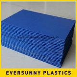 Moldable Corrugated пластичный лист пластмасс Correx листа