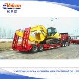 La remorque d'utilitaire de cargaison de tambour de chalut de chantier naval de 2 essieux la plus neuve de Vulcan