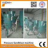 圧力砂吹き機械