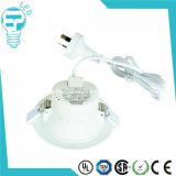 Decoration casero Dimmerable18W SMD LED Down Light con