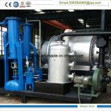 neumático 3ton a la inversión inferior diesel de la planta de reciclaje