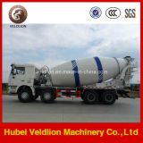 Camion della betoniera della carrozza 8X4 15cbm di Shacman F3000