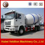 Weichaiエンジン8-10の立方メートルのコンクリートのトラック