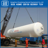 ASMEの標準低温液化ガスの酸素の二酸化炭素窒素の貯蔵タンク
