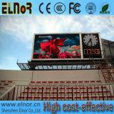 Precio al aire libre de la pantalla de la mejor luz P10 LED del precio ultra